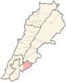 Lebanon districts Hasbeya.png