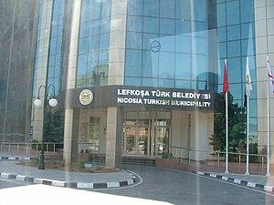Nicosia Turkish Municipality - The building of Nicosia Turkish Municipality