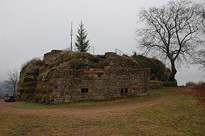 Lemberg Castle - Image: Lemberg 0047