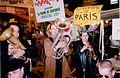 Les fanfarons des Beaux-Arts au stand du Carnaval de Paris au Salon de l'Agriculture 1998 - 2.jpg
