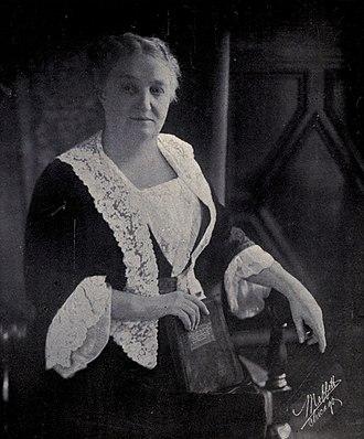 Letitia Stevenson - Image: Letitiastevenson