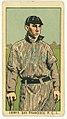 Lewis, San Francisco Team, baseball card portrait LCCN2008677336.jpg