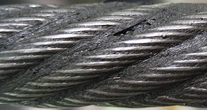 Wire rope - Wikipedia