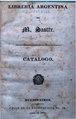 Libreria Argentina. Catalogo - Marcos Sastre.pdf