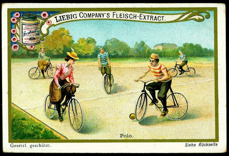 Liebig bike polo