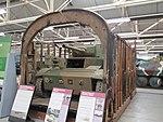 Light Tank Mark VII (Tetranch) Inside of a General Aircraft Hamilcar Glider.jpg