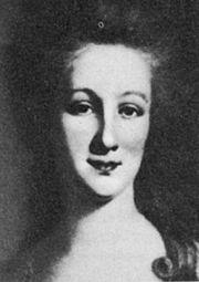 Lili Schönemann (1758-1817) Goethes Verlobte