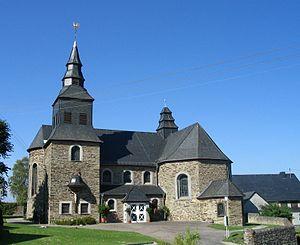 Lingerhahn - Church
