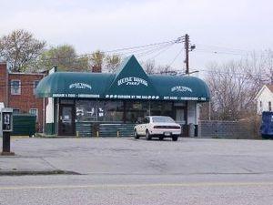 Little Tavern - A Little Tavern shop in Baltimore, Maryland