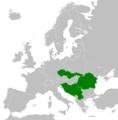 Little Entente in Europe 1921-1938.png