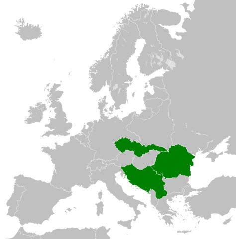 [A/RES/X/X] [Roumanie][Défaut de paiement du Royaume de Roumanie] 474px-Little_Entente_in_Europe_1921-1938