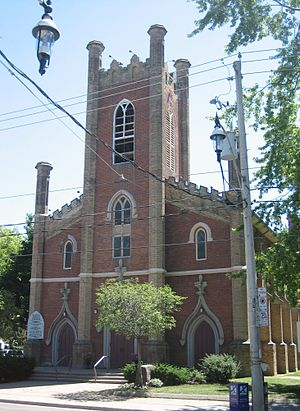 Little Trinity Anglican Church - Image: Little Trinity Anglican Church