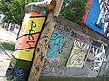 Ljubljana - Metelkova mesto (grafiti pri vhodu).jpg
