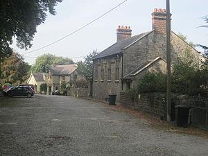 St. George, Conwy - Image: Llan San Sior, Sir Conwy, Cymru St George, North Wales 16