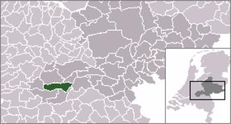 Est, Netherlands - Image: Locatie Neerijnen