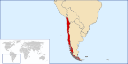 Location of Chili