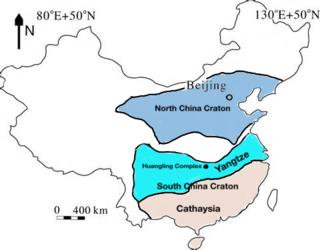 Huangling Complex