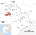 Locator map of Kanton Roussillon 2019.png