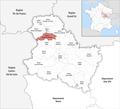 Locator map of Kanton Villeneuve-sur-Yonne 2019.png