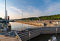 Lock and Dam No. 2 on the Mississippi River, Hastings, Minnesota (43777331302).jpg