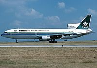 Lockheed L-1011-385-1-15 TriStar 200 компании Saudi Arabian Airlines