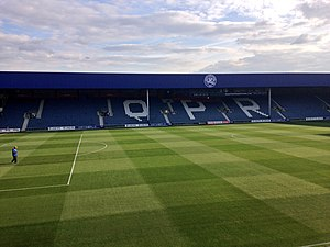 Die Loftus Road in Shepherd's Bush