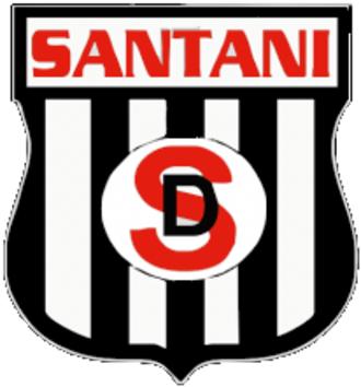 Deportivo Santaní - Image: Logo santani