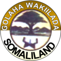 Logo of the Parliament of Somaliland.png