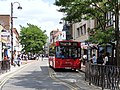 London Bus route 235 Hounslow High Street.jpg