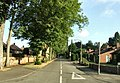 Looking up Padleys Lane from Main Street - geograph.org.uk - 1096943.jpg