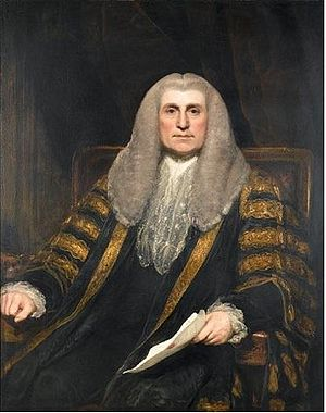 Thomas Erskine, 1st Baron Erskine - Lord Erskine as Lord Chancellor.