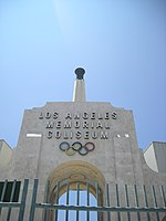 Los Angeles Memorial Coliseum July 2007 2 (gate).jpg