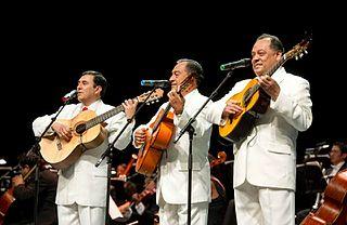 Los Panchos trío romántico vocalist-guitarists