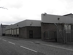 Loughgall police station - geograph - 1796947.jpg