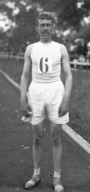 Louis Pauteix - Louis Pauteix in 1912