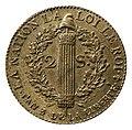 Louis XVI 2 sols 1791 A revers.jpg