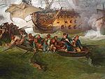 Loutherbourg-La Victoire de Lord Howe-Détail 1.jpg
