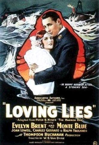 Loving Lies - Film poster