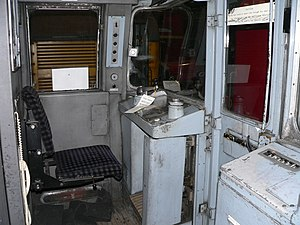 London Underground 1972 Stock - 1972 Mark 1 stock cab
