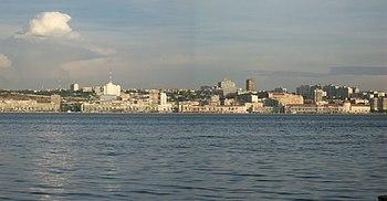 Луанда столиця анголи діловий і
