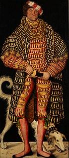 Henry IV, Duke of Saxony Duke of Saxony
