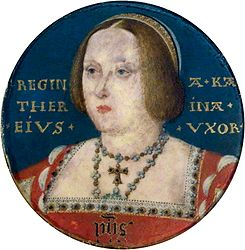 Lucas Horenbout - Portrait of Catherine of Aragon - cropped.jpg