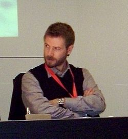 Lucca Comics 2010 - Incontro Bonelli Greystorm 07 cropped.jpg