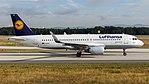 Lufthansa Airbus A320-200 (D-AIUC) at Frankfurt Airport.jpg