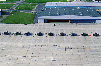 CFB Goose Bay - Luftwaffe Tornados at CFB Goose Bay
