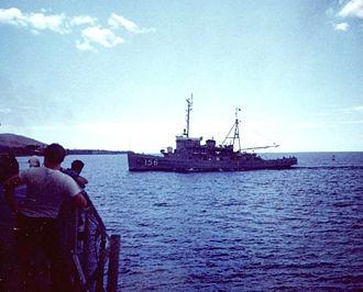 USS Luiseno - USS Luiseno