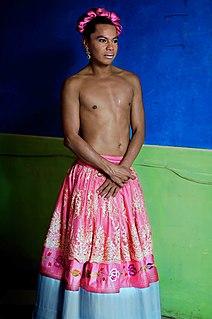 Muxe third gender in Zapotec culture