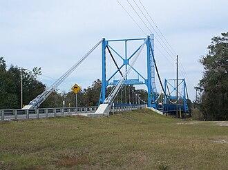 Hal W. Adams Bridge - Hal W. Adams Bridge in 2009