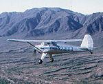 Luscombe 8A N71888 near Phoenix, AZ.jpg