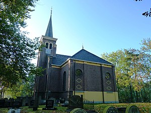 Lutjegast - The Reformed Church in Lutjegast